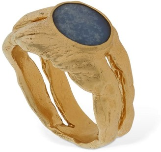A Primal Being Ring W/ Opal