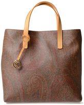 Etro Paisley Pattern Tote Bag