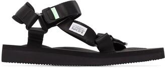 Suicoke Depa flat multi strap sandals