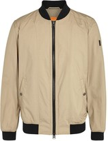 Boss Orange Oruce Sand Shell Bomber Jacket