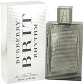 Burberry Rhythm Intense Eau De Toilette Spray for Men (3.4 oz/100 ml)