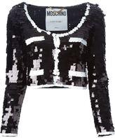 Moschino sequined jacket