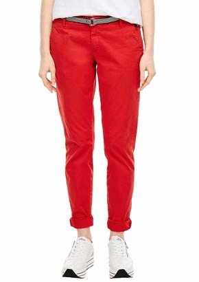 S'Oliver Women's Chino Trouser