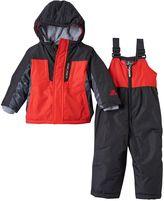 ZeroXposur Baby Boy Hooded Jacket & Snow Pants Set