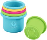 green sprouts by i play. Stacking Cups-Multicolor