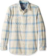 UNIONBAY Men's Short Sleeve French Terry Crew Pullover Sweatshirt Tee