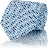 Ralph Lauren Purple Label Men's Dot-Pattern Silk Necktie