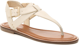 Crown Vintage Women's Paxley Sandals Black Size 5 Leather From Sole Society