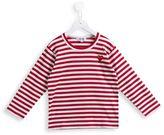 Comme Des Garçons Play Kids striped T-shirt