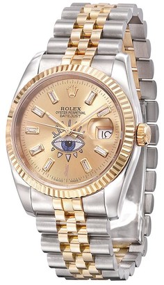 Jacquie Aiche Rolex Oyster Perpetual Eye 42mm
