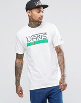 Vans X Nintendo Short Sleeved White T-shirt
