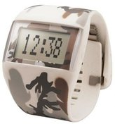 o.d.m. Unisex DD99B-26 Mysterious V Series White Camouflage Programmable Digital Watch