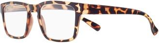Magnif Eyes Ready Readers Laramie Glasses, Tortoise