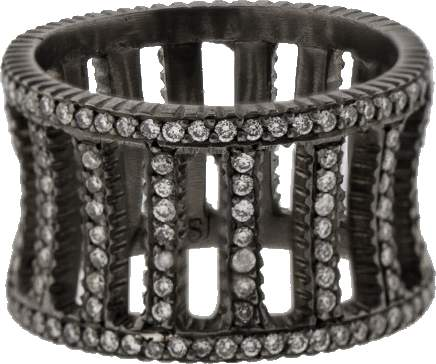 Yossi Harari Lilah Cage Ring