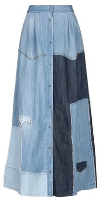 John Richmond Denim skirt