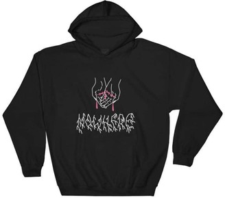 Love Your Mom Unisex Blood Hoodie By Top Tattoo Artisrs