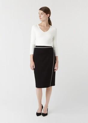 Hobbs Monica Knitted Skirt