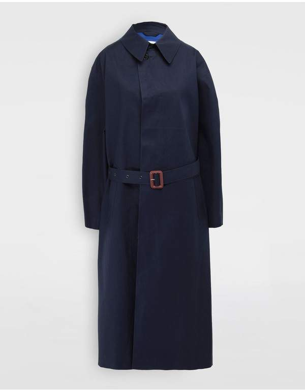 Maison Margiela Two-Tone Trench Coat