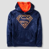 Superman Boys' Sublimated Pullover