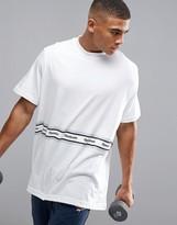 Reebok Taped Logo T-Shirt