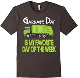 Garbage Day Truck T-Shirt Kids Boys Girls Adult Trash Shirt