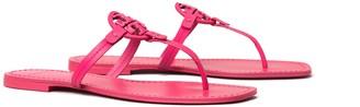 Tory Burch Mini Miller Leather Thong Sandal