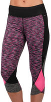 Jockey Mixology Capri Leggings