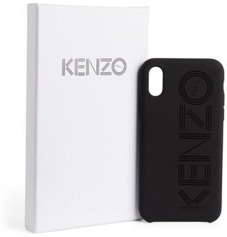 Kenzo Silicone Logo Iphone Case