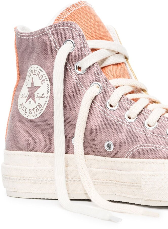Thumbnail for your product : Converse Renew Tripanel Chuck 70 high top sneakers