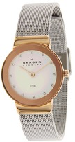 Skagen 358SRSC Steel Watch