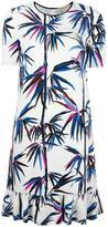 Emilio Pucci tropical print dress - women - Silk/Spandex/Elastane/Viscose - 40