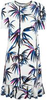 Emilio Pucci tropical print dress