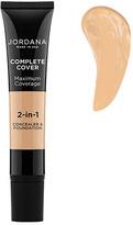 Jordana Complete Cover 2 In 1 Concealer & Foundation - Golden Beige