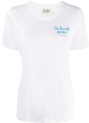 MC2 Saint Barth Scarlett embroidered T-shirt