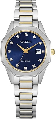 Citizen Corso EW2584-53L (Two-Tone) Watches