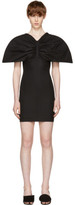 Jacquemus Black la Mini Vallauris Dress