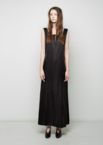 MM6 MAISON MARGIELA Fluid Satin Dress