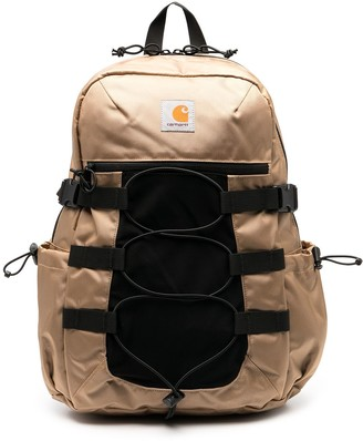Carhartt Wip Logo-Patch Backpack