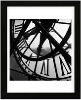 McGaw Graphics Orsay Clock By Tom Artin