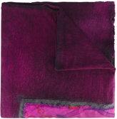 Avant Toi printed scarf - women - Cashmere/Silk - One Size
