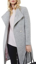 Ted Baker Women's Textured Wool Wrap Coat