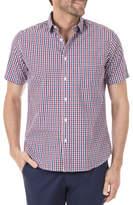 Blazer Ethan Short Sleeve Check Shirt