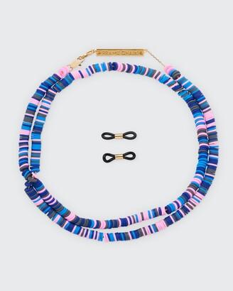 "Frame Chain Candy Rain Beaded Chain, 28""L"