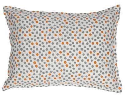 Argington Organic Boudoir Pillow- Dots
