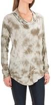 XCVI Madelina Rayon Shirt - Cowl Neck, Long Sleeve (For Women)