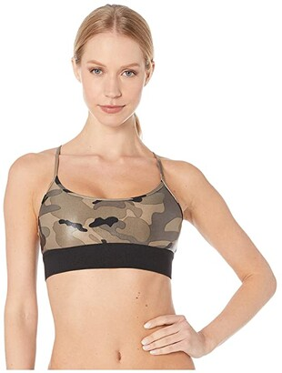 Koral Sweeper Camo Sports Bra (Camouflage) Women's Bra