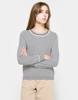 A.P.C. Pull Flynn Sweater in Stripes