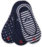 Sperry Three-Pack Shoe Liners