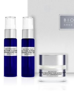 Bionova Anti-Aging Discovery Collection for Normal/Dry Skin with Uv Chromophores