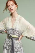 Anthropologie Suzette Kimono